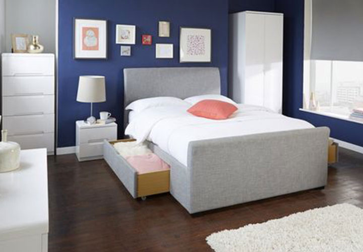 Vector King Size Bed