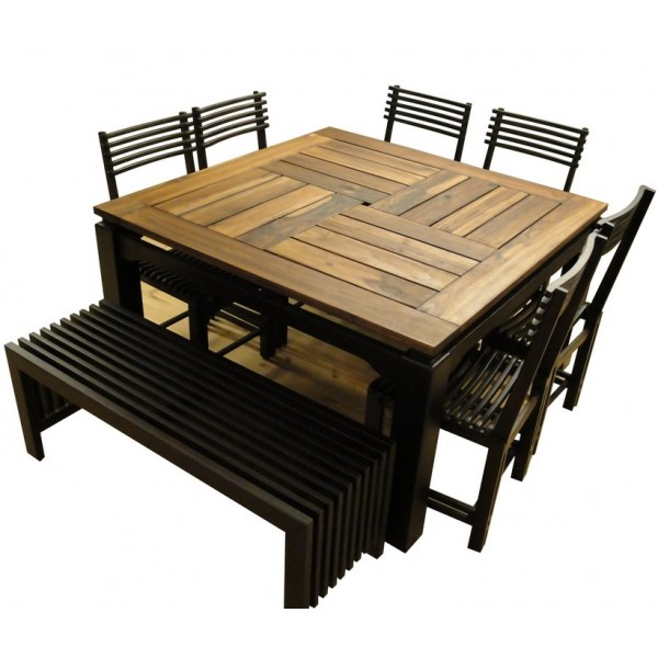 Phillips ( 8 Seater Dining Table)