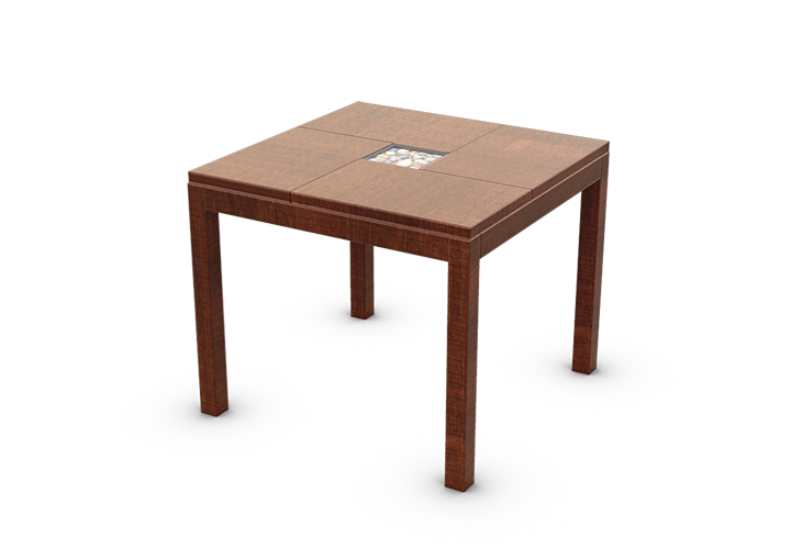 Bush ( 4 Seater Dining Table )
