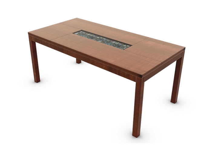 Ziff  ( 6 Seater Dining Table )