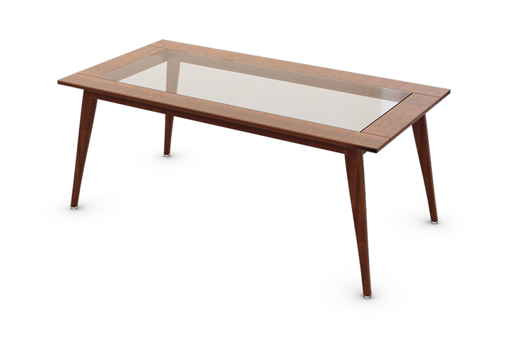 Slim ( 6 Seater Dining Table )