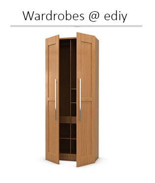 Wardrobes at Ediy