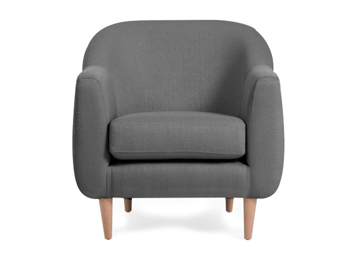 Kisss 1 Seater Sofa