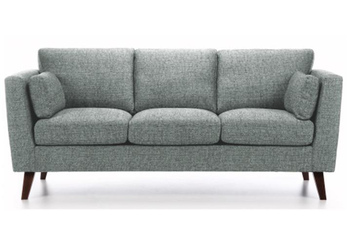 Buy Gothenburg 3 Seat Sofa Nordic Home Sofa