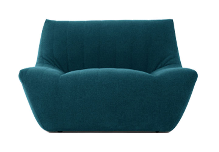 Paris 1 Seater Sofa