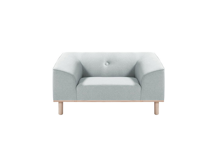 Eureka 1 seater sofa