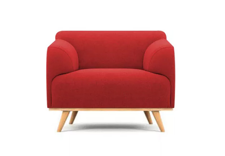 Athos 1 Seater Sofa