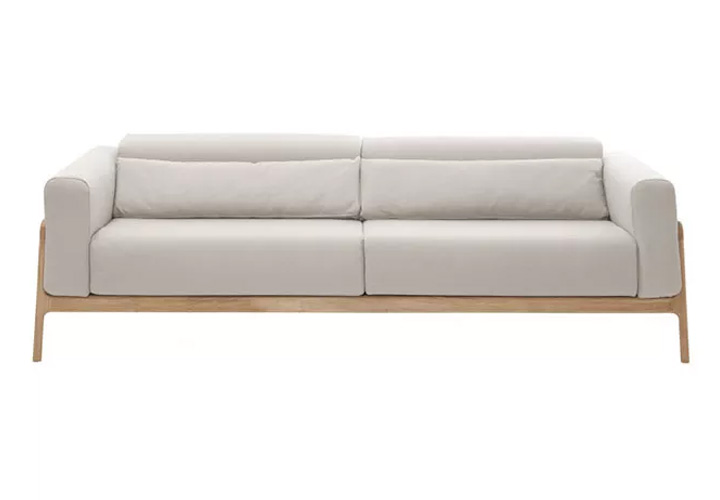 Nick 3 Seater Sofa