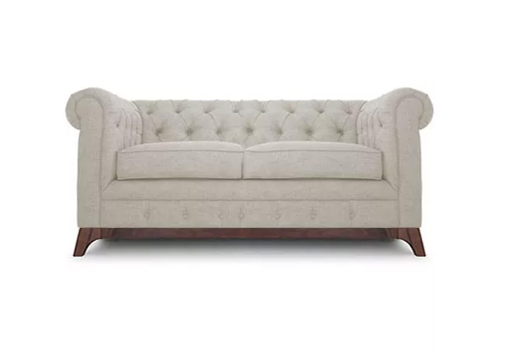 Maya Chester Field 2 Seater Sofa