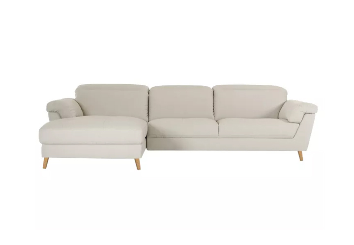 Signature Motion Sofa white leather