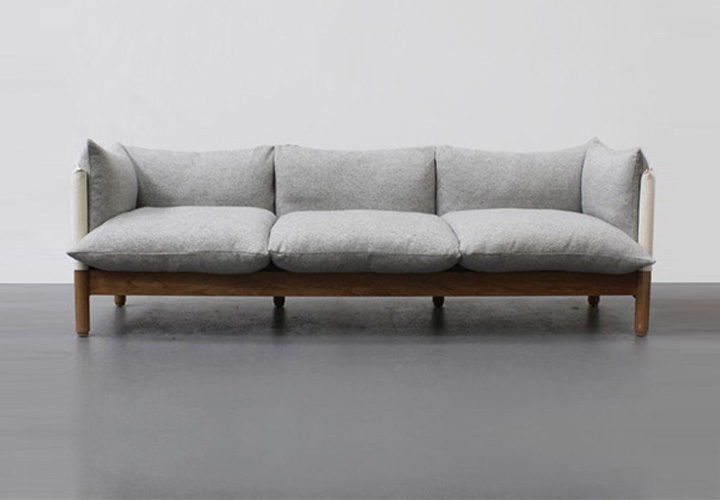 Ashly 3 Seater Sofa